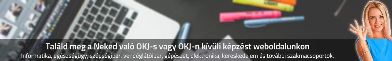 2016-ban is találd meg a Neked való OKJ-s vagy OKJ-n kívüli képzést weboldalunkon