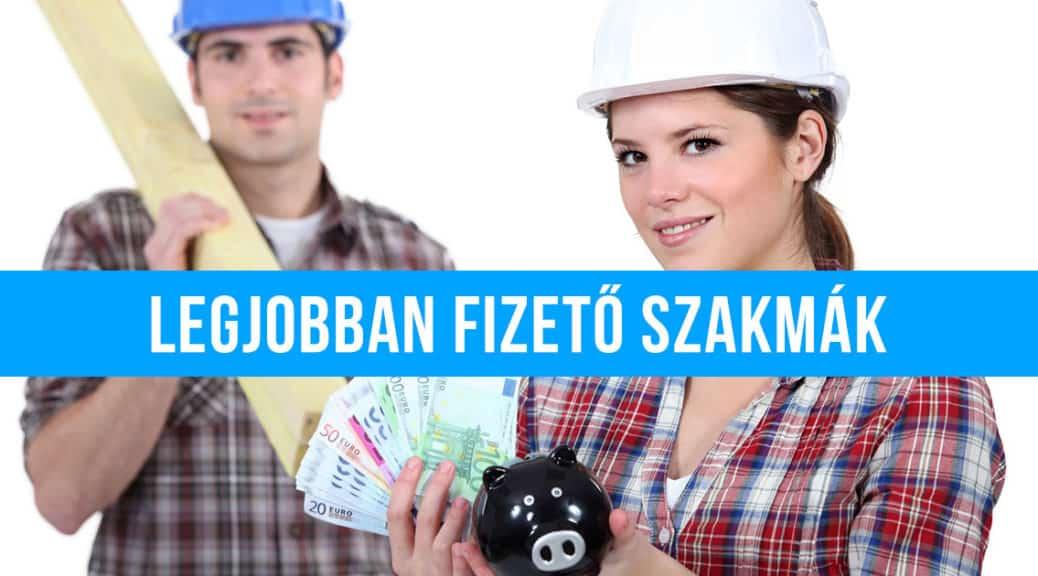 Jól fizető szakmát keresel?