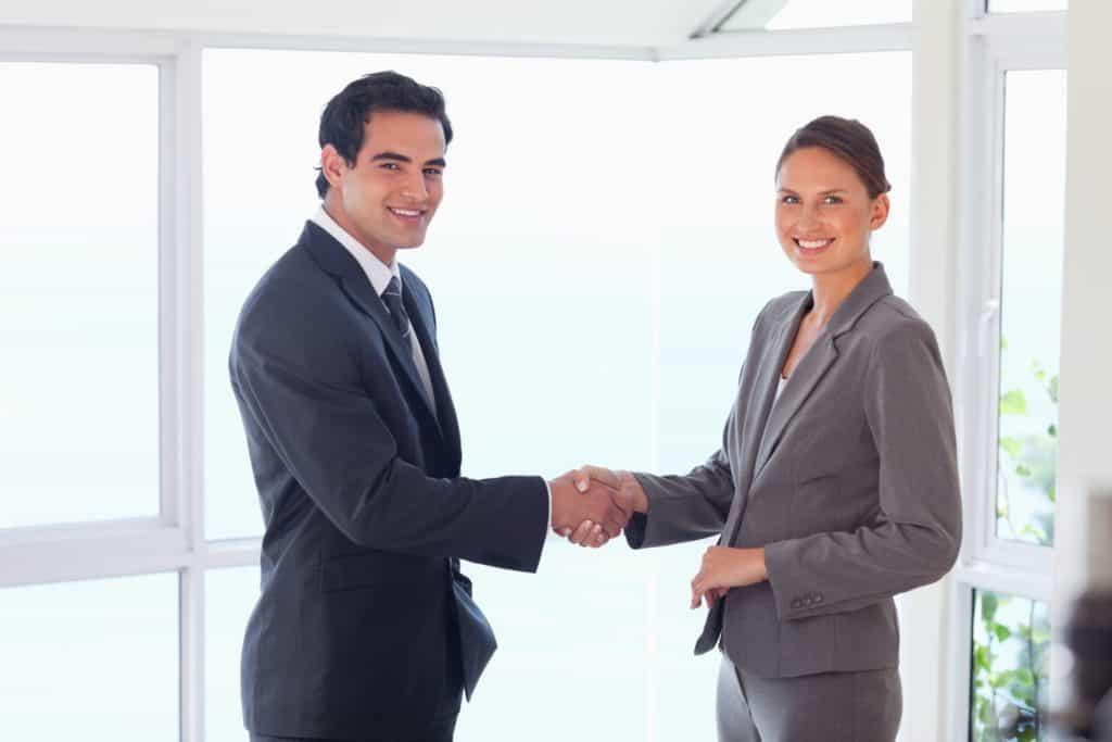 extrovertáltként lehetsz üzletkötő