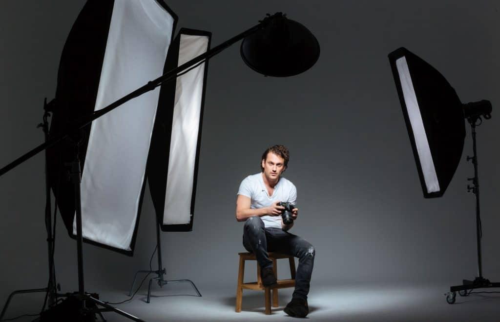 Fotósként hős