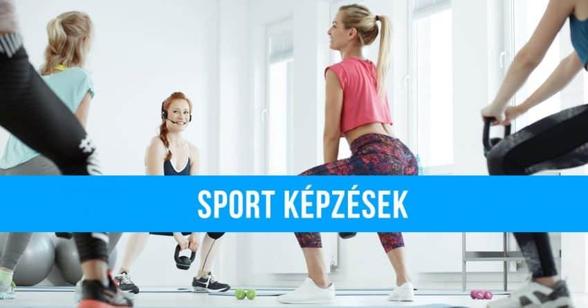 sport képzések