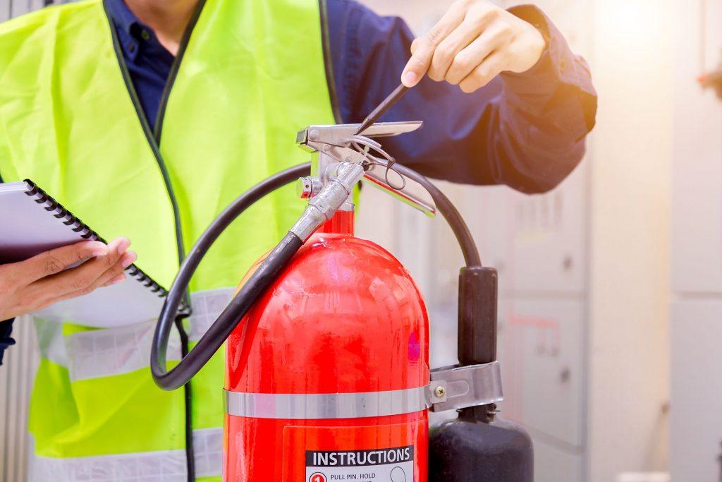 Tűzvédelmi előadó OKJ képzés