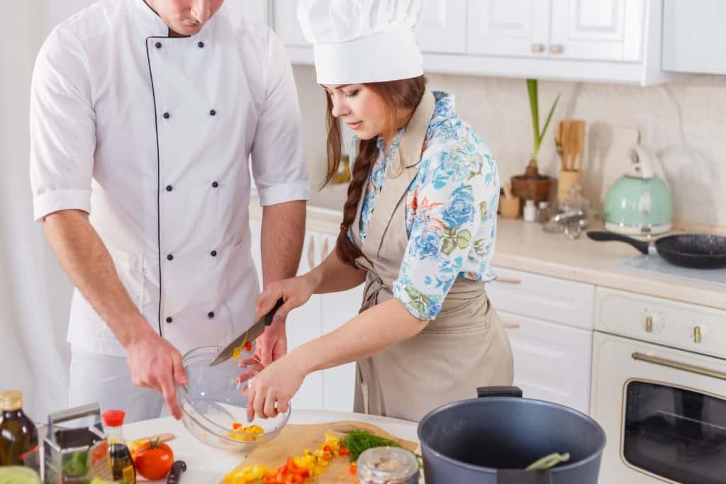 szakács képzés tanár segít
