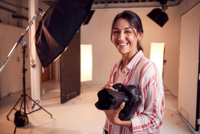 Amatőrből profi fotós OKJ képzéssel