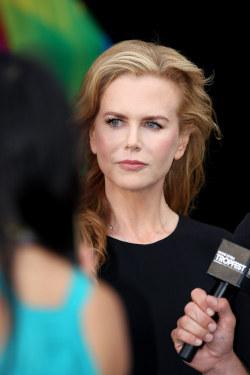 Nicole Kidman – masszázsterapeuta