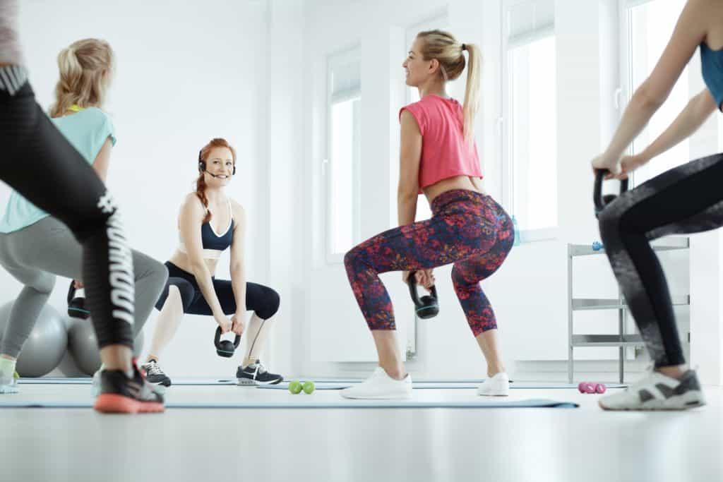 A fitness instruktor napjaink egyik feltörekvő pályája