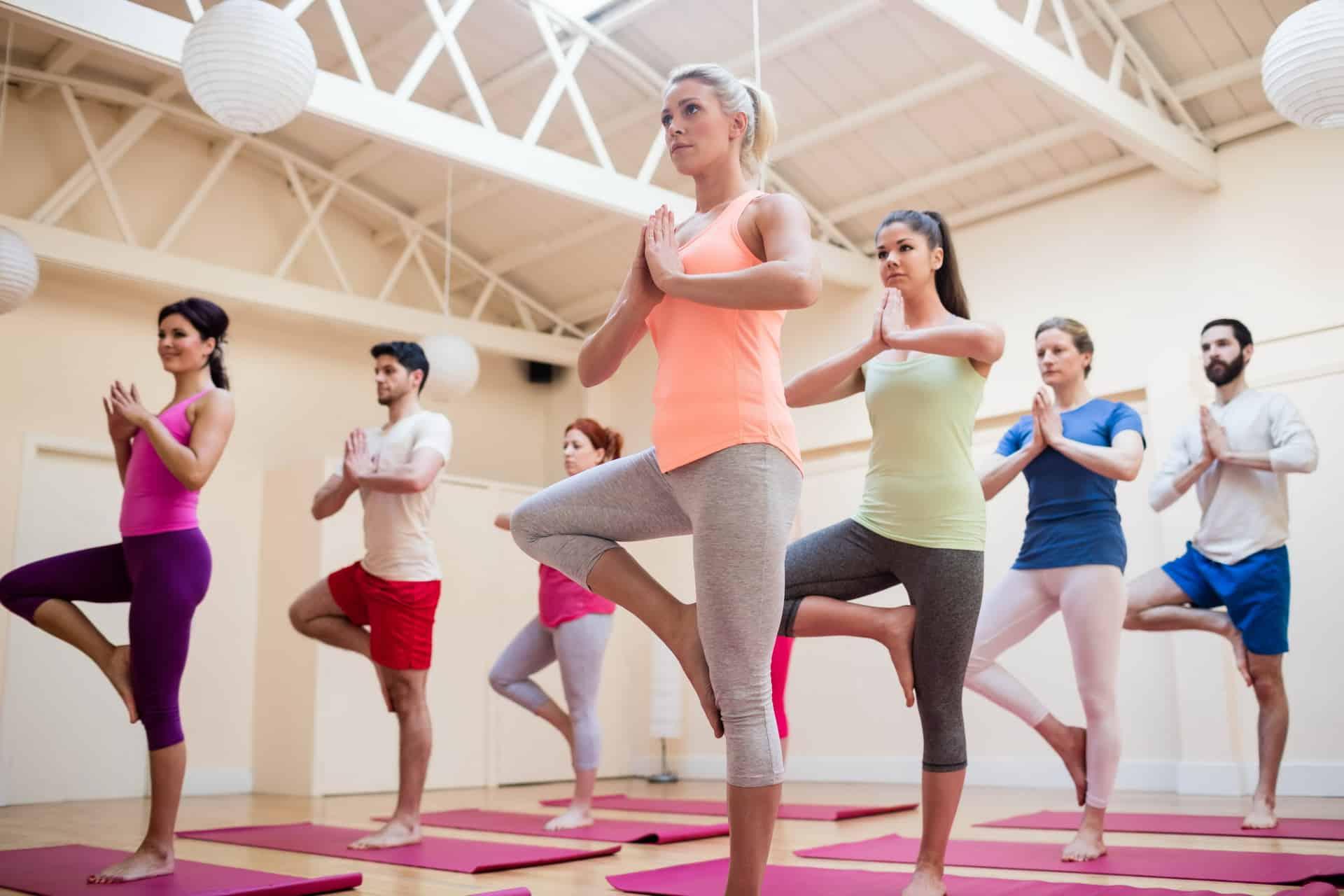 Csoportos fitness instruktor szakképesítés
