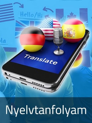 nyelvtanfolyamok
