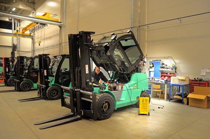 Jelentkezz Építő- és anyagmozgató gép kezelője (targoncavezető) OKJ-s tanfolyamunkra, Pécsre!
