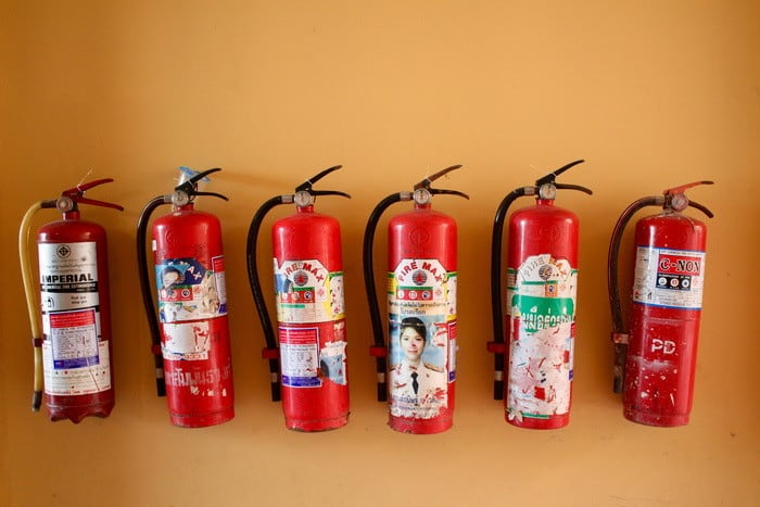 Érdekel a tűzvédelem és a biztonság? Akkor válaszd a Tűzvédelmi főelőadó tanfolyamot!