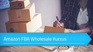Amazon webshop indítás, FBA képzés