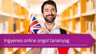 Nyelvtanfolyam Ingyenes online angol tananyag