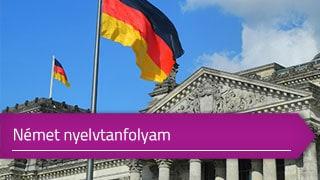 Német nyelvtanfolyam online