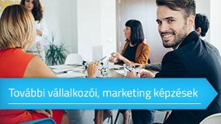Vállalkozói, marketing online tanfolyamok