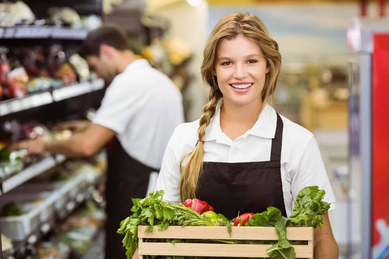 élelmiszer-, vegyiáru eladó tanfolyam