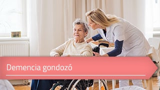 Demencia gondozó online OKJ képzés