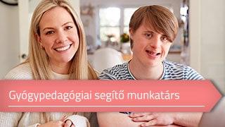 Gyógypedagógiai segítő munkatárs online OKJ képzés