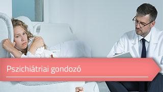 Pszichiátriai gondozó online OKJ képzés