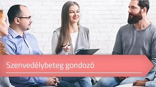Szenvedélybeteg gondozó online OKJ képzés