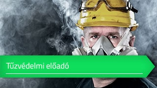 Tűzvédelmi előadó online OKJ képzés