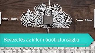 Bevezetés az információbiztonság irányításának kérdéseibe online tanfolyam