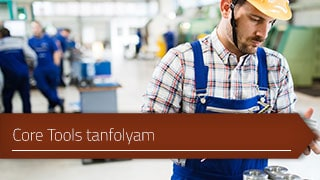 Core Tools online tanfolyam
