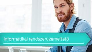 Informatikai rendszerüzemeltető online OKJ képzés
