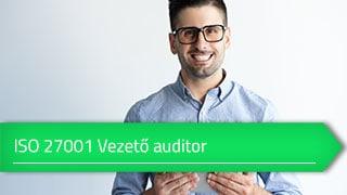 ISO 27001 vezető auditor online tanfolyam