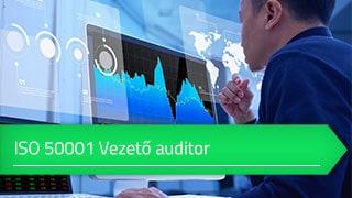 ISO 50001 Vezető auditor online tanfolyam
