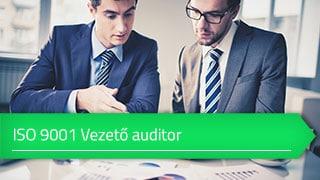 ISO 9001 Vezető auditor online tanfolyam