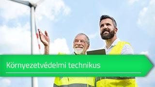 Környezetvédelmi technikus online OKJ képzés