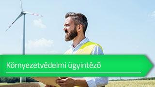 Környezetvédelmi ügyintéző online OKJ képzés