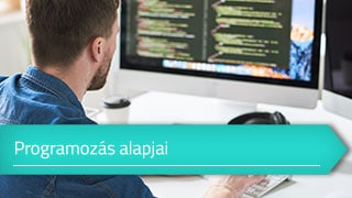 Programozás alapjai online tanfolyam