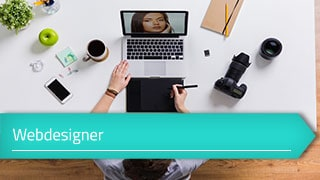 Webdesigner online tanfolyam
