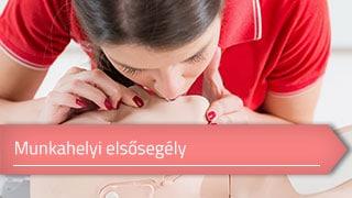 Munkahelyi elsősegély online tanfolyam