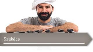 Szakács online OKJ képzés