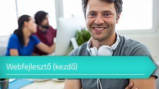 Kezdő Webfejlesztő online tanfolyam