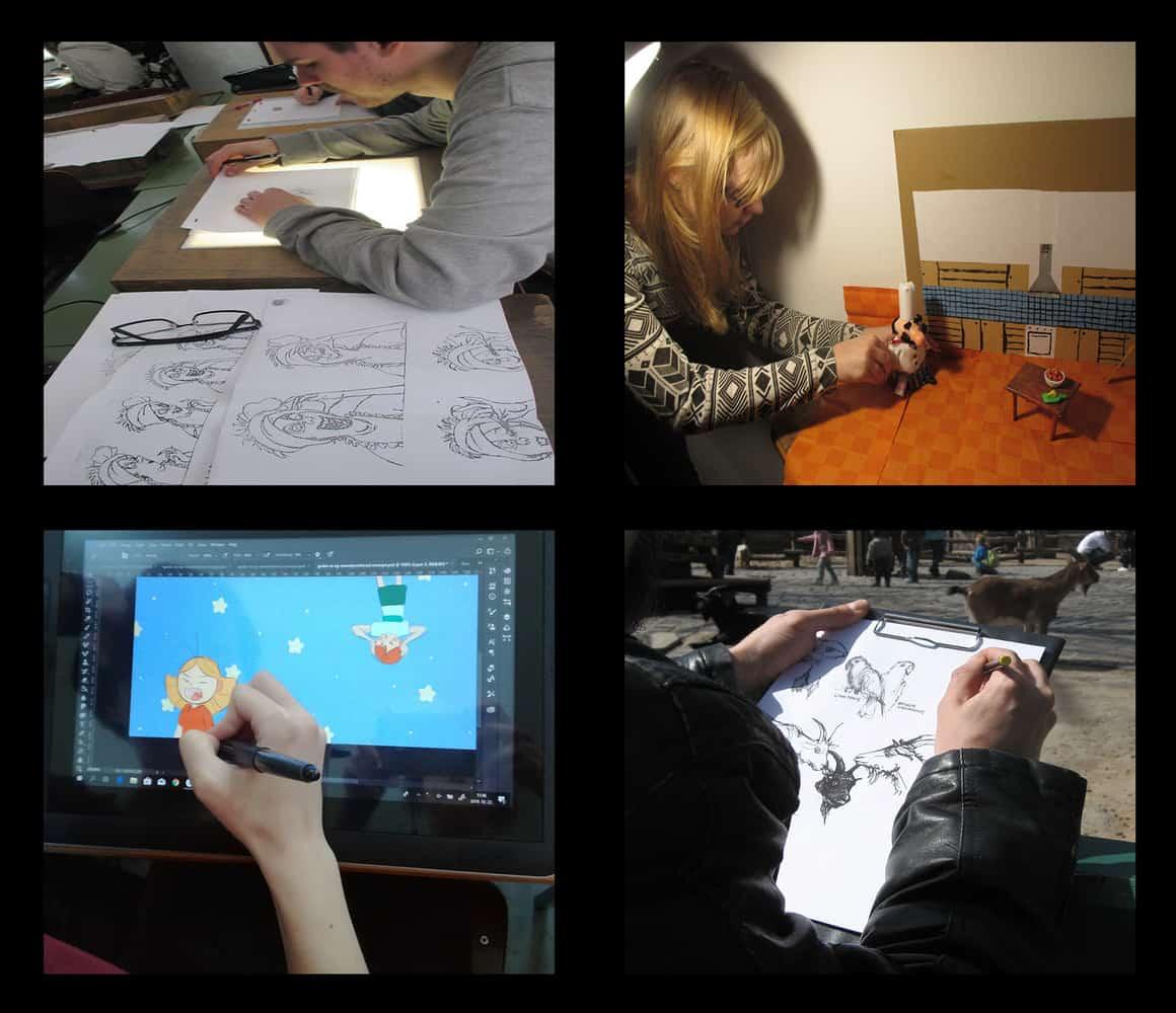 Mozgókép- és animációkészítő OKJ tanfolyam Budapesten